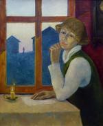 Лицо и маска Марины Цветаевой как зеркало для героя